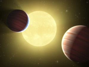 kepler-two-planets
