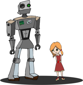 robot-and-girl